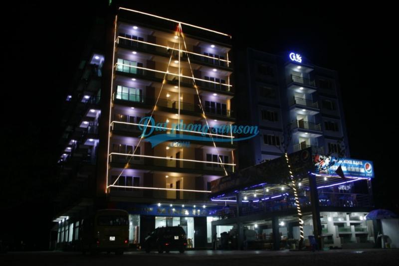Khách sạn Minh Hạnh bãi tắm D Sầm Sơn