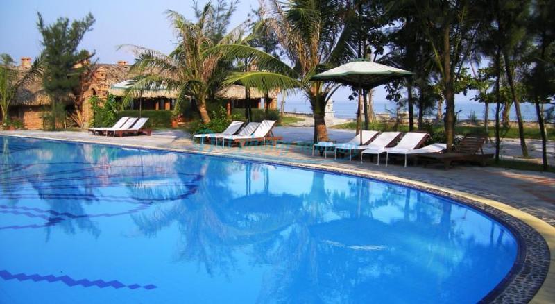 Khách sạn sầm sơn bãi tắm D | resort vạn chài
