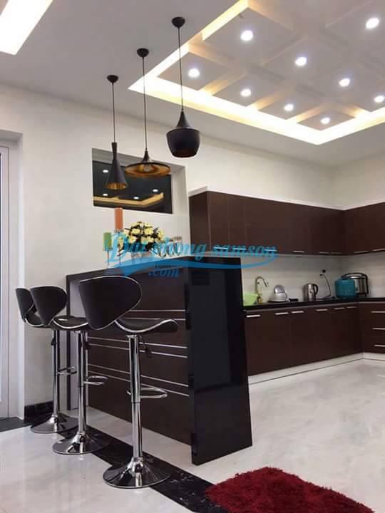Phòng ăn biệt thự kép flc Sầm Sơn