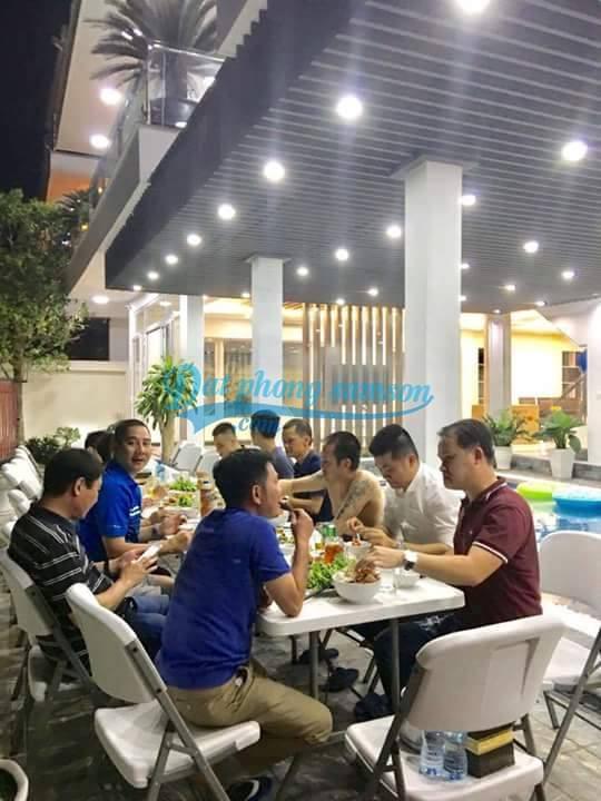 Hình ảnh biệt thự flc cho thuê tại sầm sơn 2018