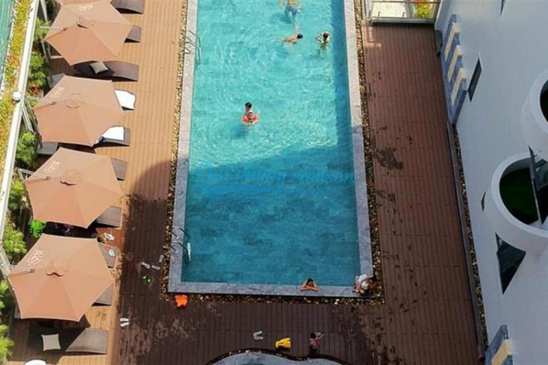 Khách sạn ở sầm sơn có bể bơi - dragon see