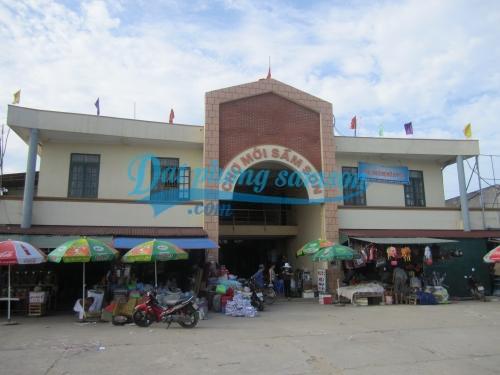 Chợ hải sản Sầm Sơn - cho hai san sam son