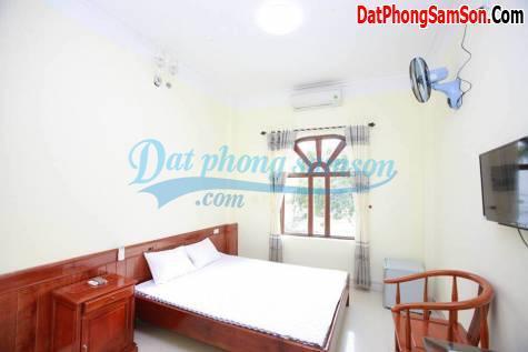 Phòng đơn khách sạn Hoa Mai Sầm Sơn