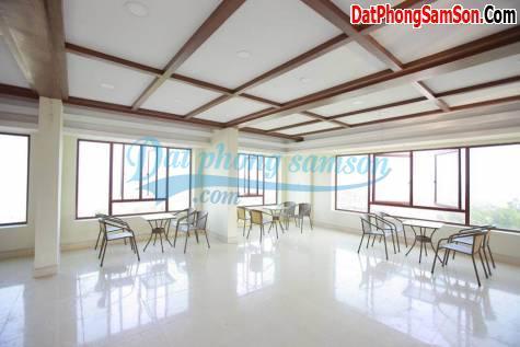 Phòng cafe Khách sạn Hoa Mai Sầm Sơn