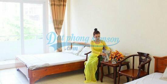 Đặt phòng khách sạn Bộ ngoại Giao