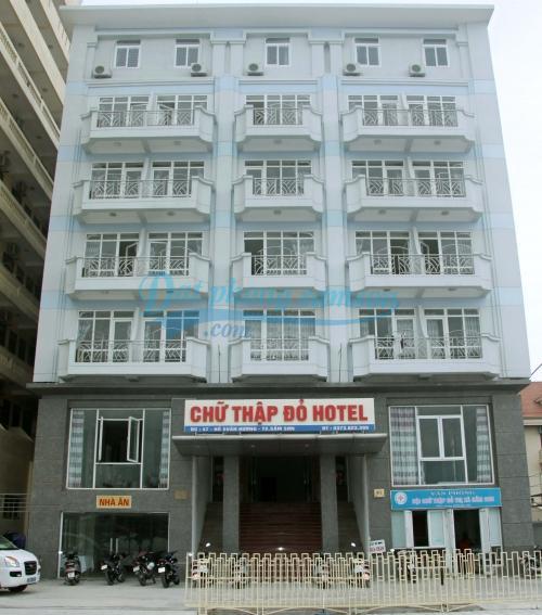 Đặt phòng khách sạn Chữ Thập Đỏ