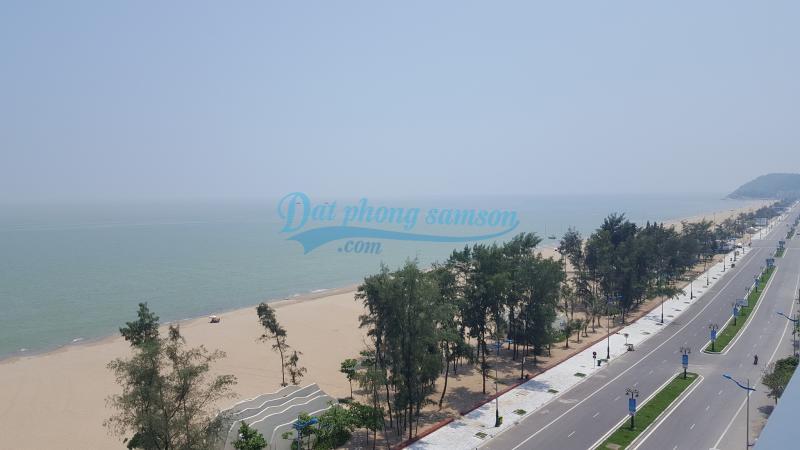 Góc view biển khách sạn Hà Nội II