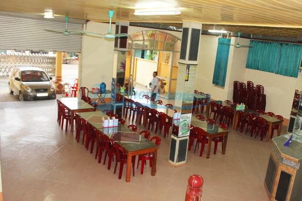 Phòng ăn khách sạn Hải Hà Sầm SƠn