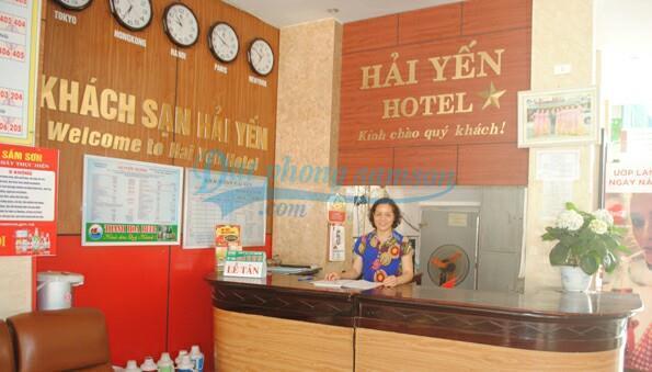 Đặt phòng khách sạn Hải Yến