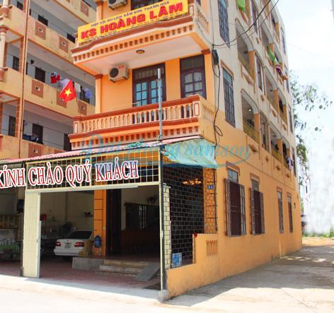 Đặt phòng Khách sạn Hoàng Lâm