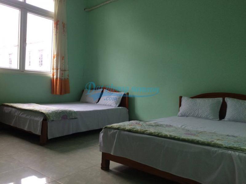 Phòng nghỉ khách sạn Hường Hằng Sầm Sơn