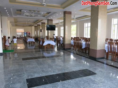 Nhà ăn khach san kim xuyen sam son Thanh Hóa