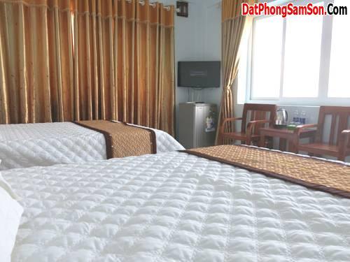 Phòng ngủ khách sạn kim xuyến - kim xuyen hotel