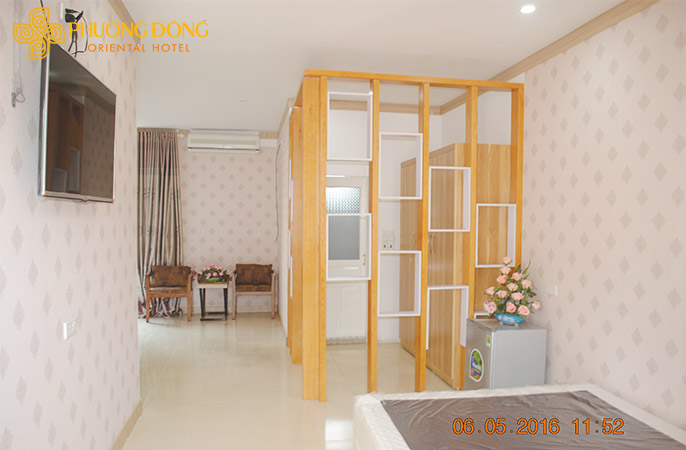 Phòng ngủ ks phuong đong sầm sơn
