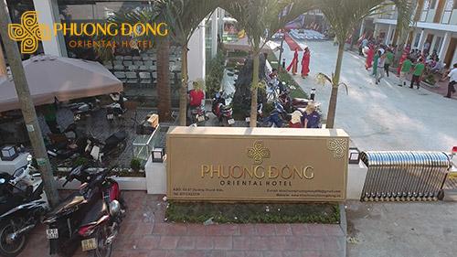Tổng quan khách sạn Phương Đông Sầm Sơn