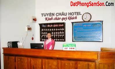 Khách sạn Tuyền Châu