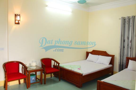 Đặt phòng khách sạn Vinh Quang