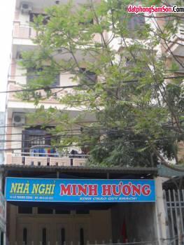 Nhà nghỉ Mình Hương Sầm Sơn