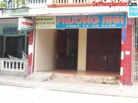 Nhà nghỉ Phương Anh Sầm Sơn