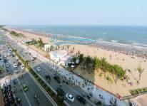 """Biển Sầm Sơn đã được """"lột xác"""""""