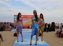Chuỗi chương trình nghệ thuật giải trí khuấy động bãi biển Sầm Sơn