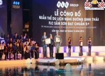 Resort 5 sao FLC Sầm Sơn xác lập 2 kỷ lục
