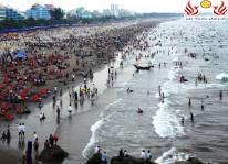 Sầm Sơn: Đón 2,5 triệu lượt khách trong 6 tháng đầu năm 2015