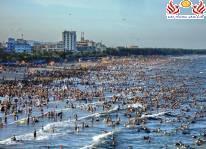 Sầm Sơn phấn đấu trở thành đô thị du lịch trọng điểm quốc gia