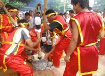 Thị xã Sầm Sơn triển khai kế hoạch tổ chức lễ hội Bánh chưng - Bánh giày, Cầu ngư - Bơi chải năm 2016