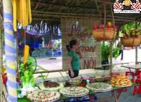 Tổ chức liên hoan ẩm thực Bắc Trung Bộ năm 2015 tại Sầm Sơn