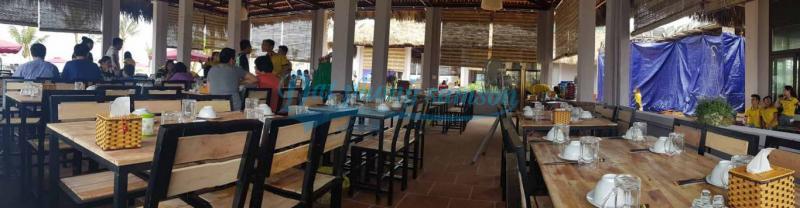 Nhà hàng ngon nhất biển Hải Tiến - Thanh Hóa