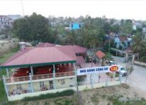 Tổng đại lý hải sản - nhà hàng Sông Đơ 136 Sầm Sơn